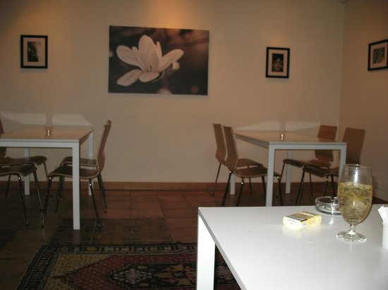 La Cucina: nice relaxed beautiful atmosphere