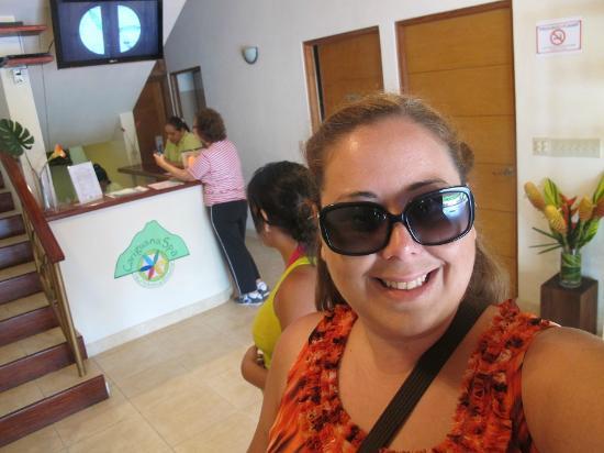 Cariguana Spa: Lobby