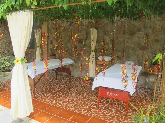 Cariguana Spa: Massage Area