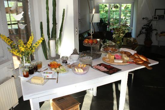 Silvi's Dream Catcher Inn Guesthouse: breakfast options