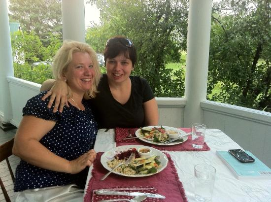 Piebird Vegan FarmStay: A perfect getaway for sisters.