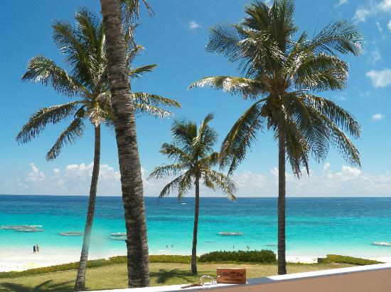 Paget Parish, Bermuda: what a view even laying in bed this is what you see:)