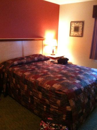 Whispering Woods Resort : Bedroom 2