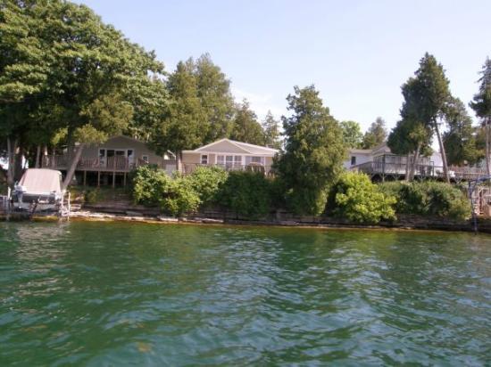 Green Cedars Cottages: Cottages #1/#2/#3