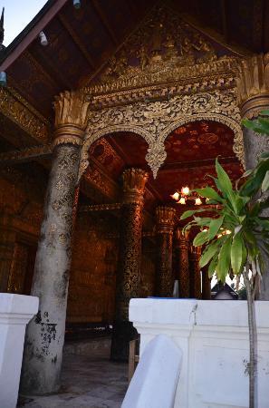 Wat Mai Suwannapumaram: สภาพภายในวัดใหม่ฯ