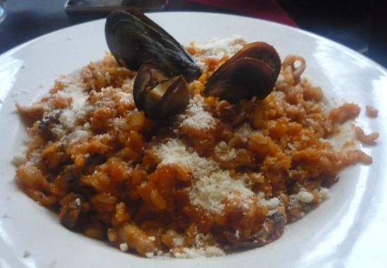 The Godfather: SEAFOOD RISOTTO
