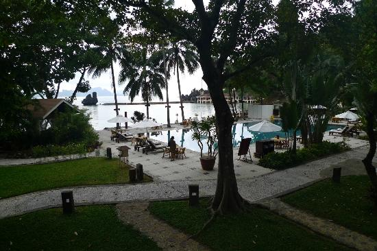 El Nido Resorts Lagen Island: Garden View room