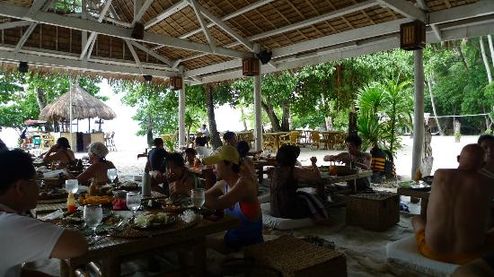 ‪‪El Nido Resorts Lagen Island‬: Picnic Lunch at Entalula Beach