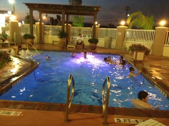 Microtel Inn & Suites by Wyndham Aransas Pass/Corpus Chris: Small pool, it's great