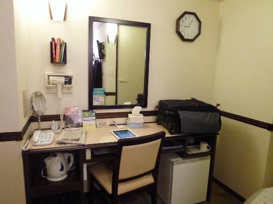 Toyoko Inn Tokyo Akiba Asakusabashi-eki Higashi-guchi: desk