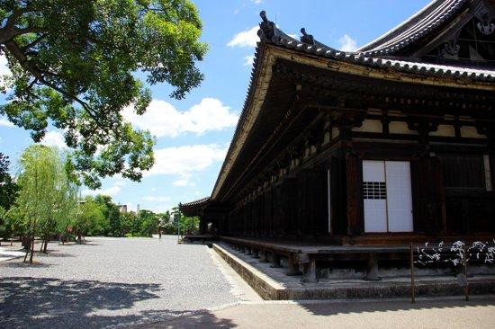 Sanjusangendo Hall