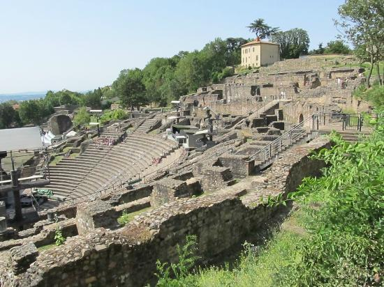 Theatres Romains de Fourviere