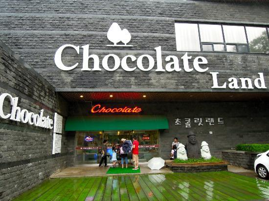 Chocolate Land