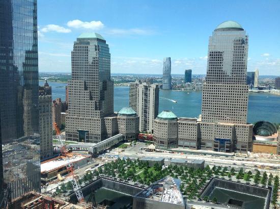 Gound Zero I Picture Of Millennium Hilton New York Downtown New York City Tripadvisor