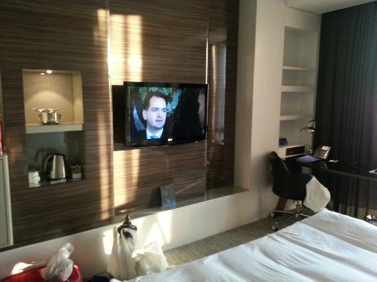 Radisson Blu Hotel Istanbul Asia: Lovely hotel