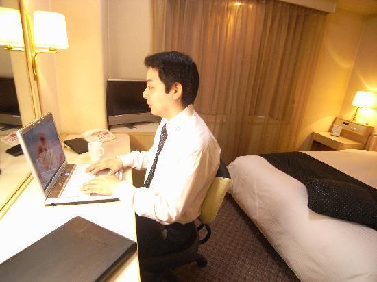 Richmond Hotel Tokyo Mejiro : リッチモンドホテル東京目白