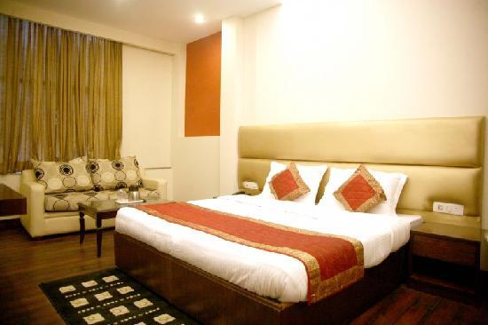 Hotel Rupam: Executive Room