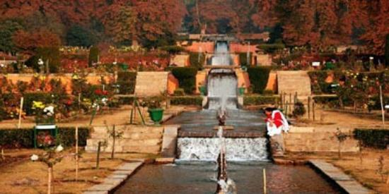 In side nishat garden picture of mughal gardens Mughal garden booking