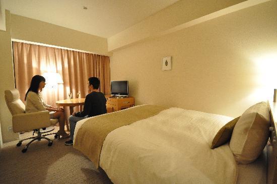 Richmond Hotel Fukushimaekimae: リッチモンドホテル福島駅前