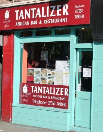 Tantalizer Swansea African Bar & Restaurant