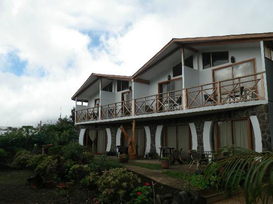 Hotel y Cabañas Tea Nui: Tea Nui facade