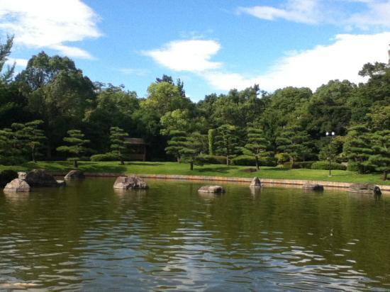 Sakai, Japan: Japanese style garden