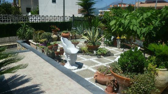B&B Pompei Il Fauno: garden