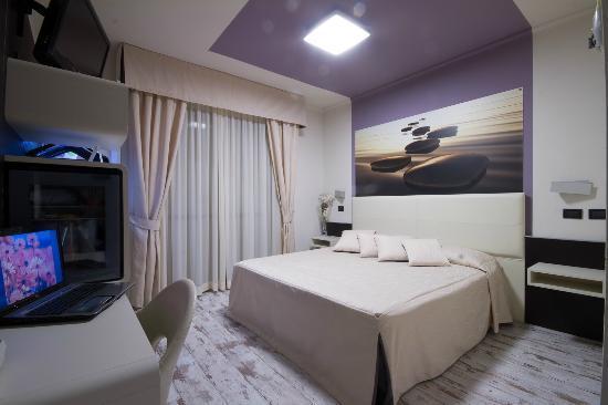 Hotel Le Palme: camera