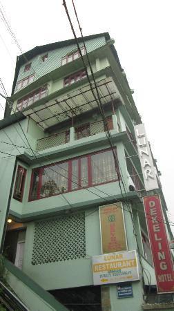 Dekeling Hotel, Darjeeling, West Bengal.