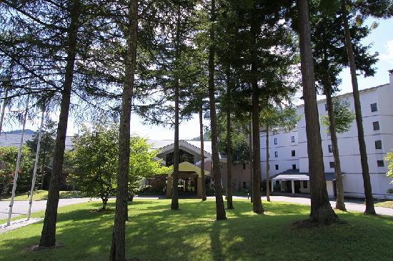 Azumino Hotaka View Hotel: 安曇野 穂高ビューホテル