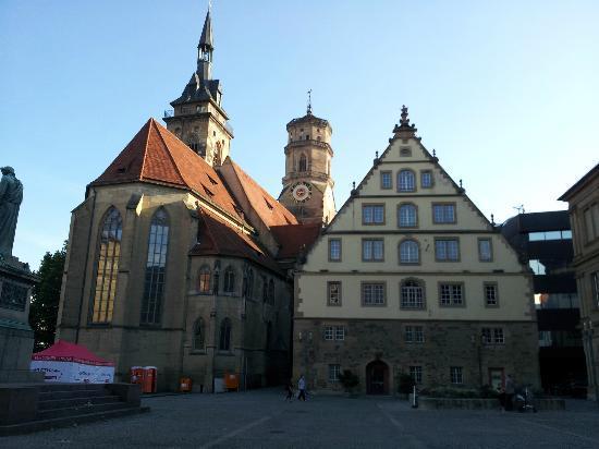 Stiftskirche: Extérieur