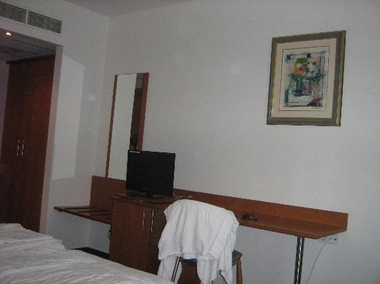 Veritas Hotel: Room