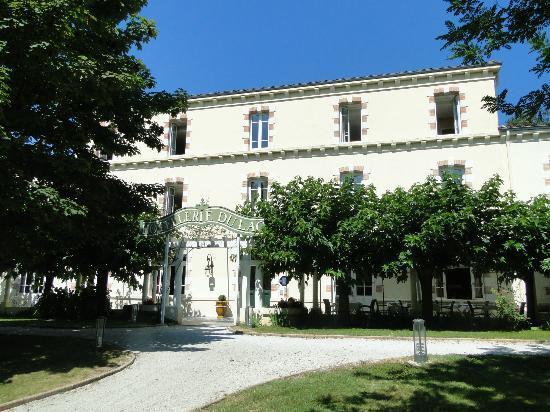 Hotellerie Du Lac : Hotel