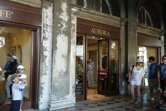 Caffe Aurora, Venice