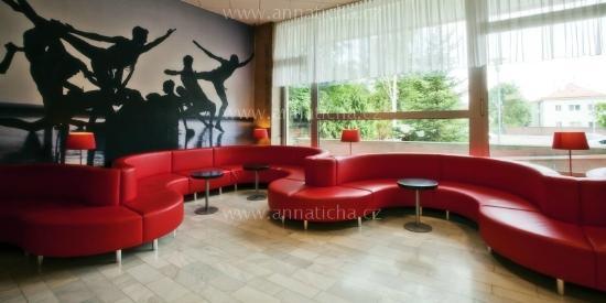 Avanti Hotel: Lobby