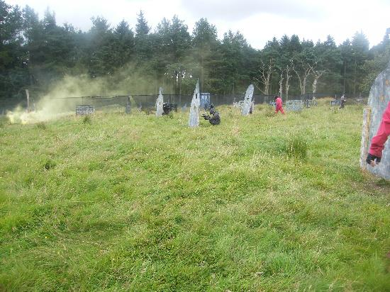 Bedlam Paintball-Newbury