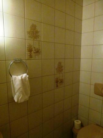 Hotel Klostertaler Hof: wc
