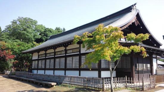 Hondo-ji Temple: 境内