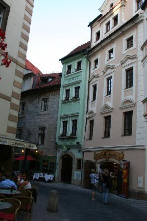 Clementin Old Town: Hotel Clementin
