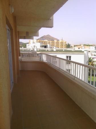 Hotel JS Alcudi-Mar: Balcón Habitación 310