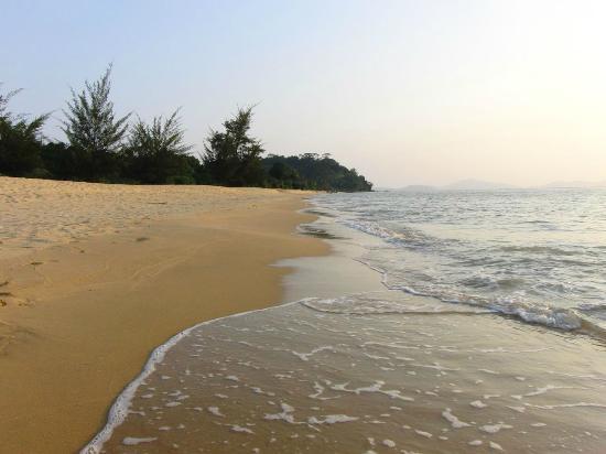 Singkawang, Indonesia: pantai kura-kura