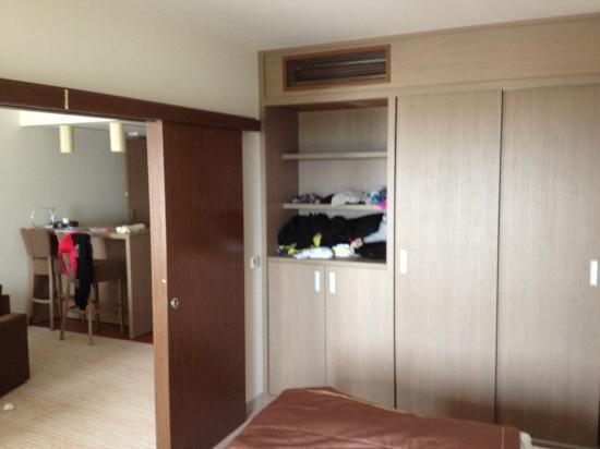 Baltic Plaza Hotel Medi SPA: Bedroom