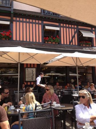 Le Café des Tribunaux : lekkere koffie