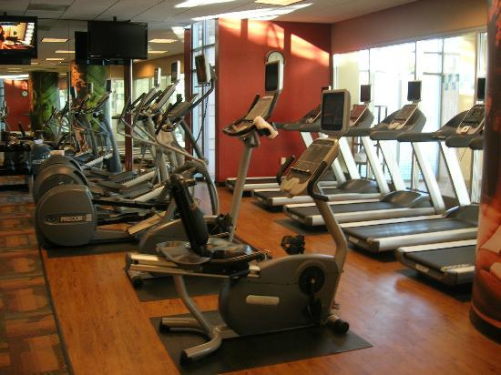 Fremont Marriott Silicon Valley: Gym