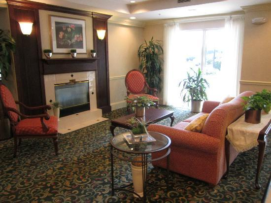 Fairfield Inn Greenville-Spartanburg Airport : Lobby