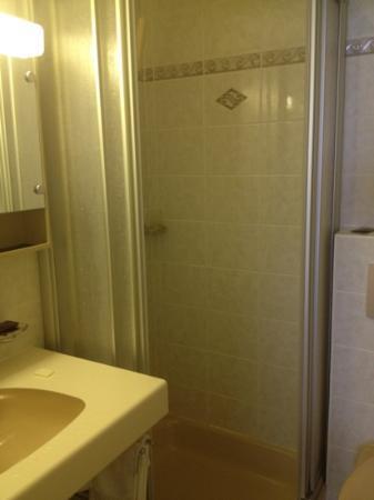 Hotel Robinson : bagno
