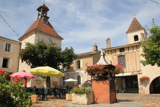 Hotel Restaurant Tournon D Agenais