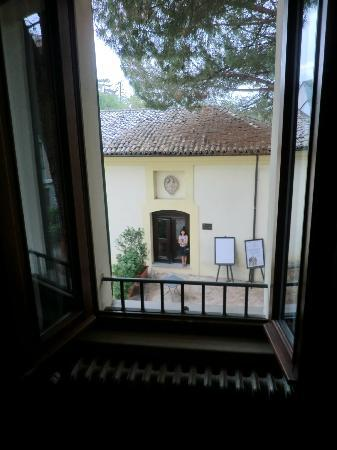 Villa Redenta : Vista desde la habitación