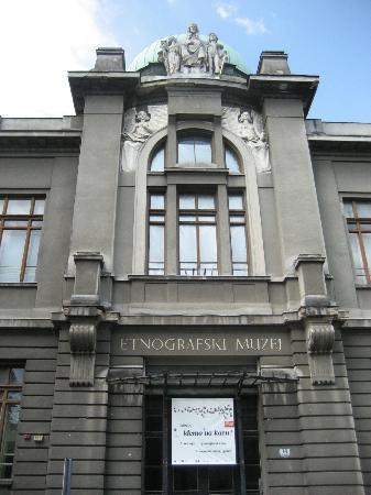 Zagrzeb, Chorwacja: Zagreb Ethnographic Museum