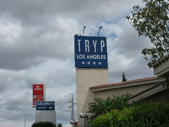 Tryp Madrid Getafe Los Angeles Hotel: Hotel Tryp